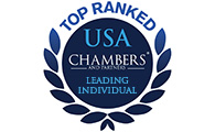 Chambers USA - Top Ranked