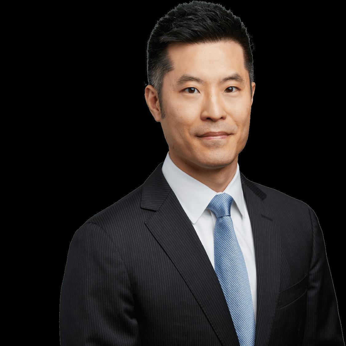 John P. Huang