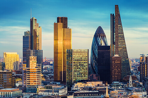 In June, the London office opens, expanding our roster of domestic and international clients.