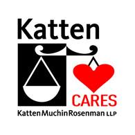 Katten Cares logo