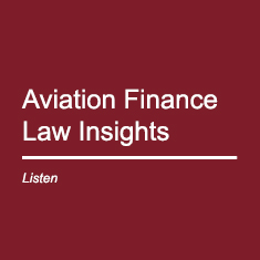 Aviation Finance Law Insights: Listen image