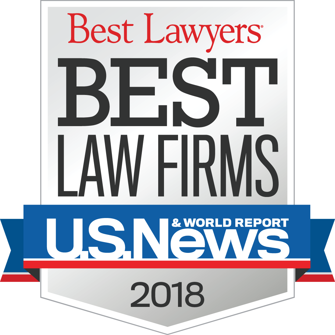 Best Lawyers Best Law Firms US News & World Report 2018 image