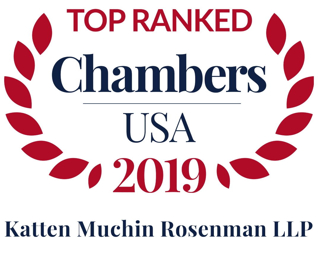 Top Ranked USA Chambers 2019 logo