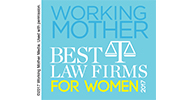 Working Mother: Best Law Firms for Women 2017 image